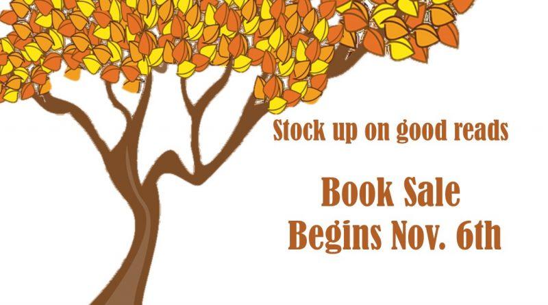 2017-11 Book Sale