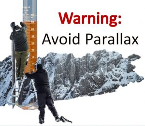 avoid parallax warning 2
