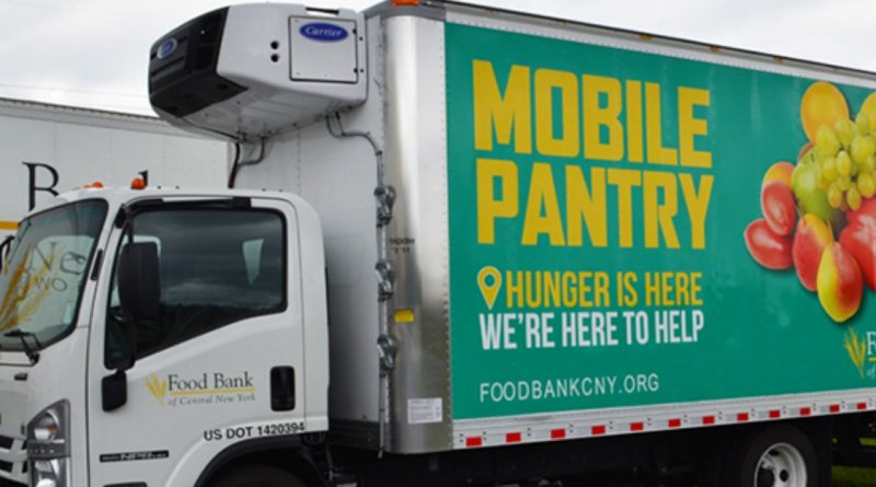 Mobile Food Pantry: Tuesday, April 7th, 2020 – 4:00pm