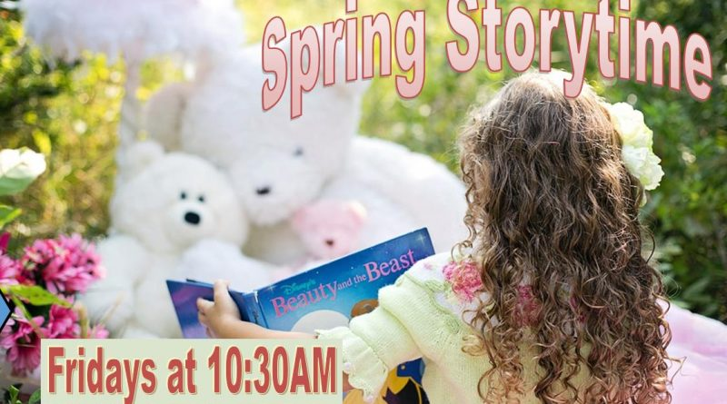 Friday Storytime for All Ages