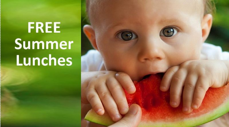 FREE Summer Lunches 2019