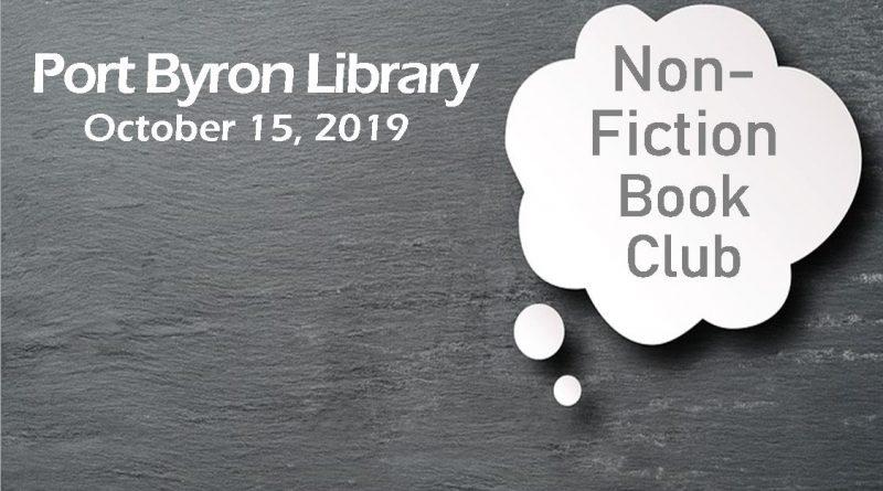 NEW! Non-Fiction Book Club