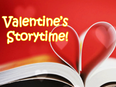 Valentine's Day Story Time