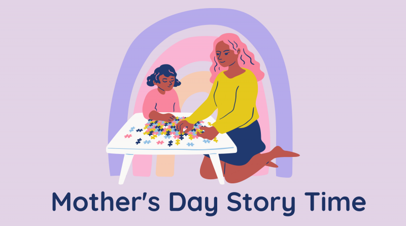 Mother's Day Story Time
