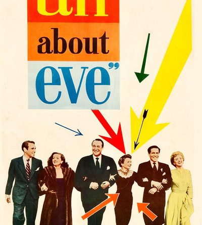 Classic Movie Club September 28th: All About Eve @ 2PM